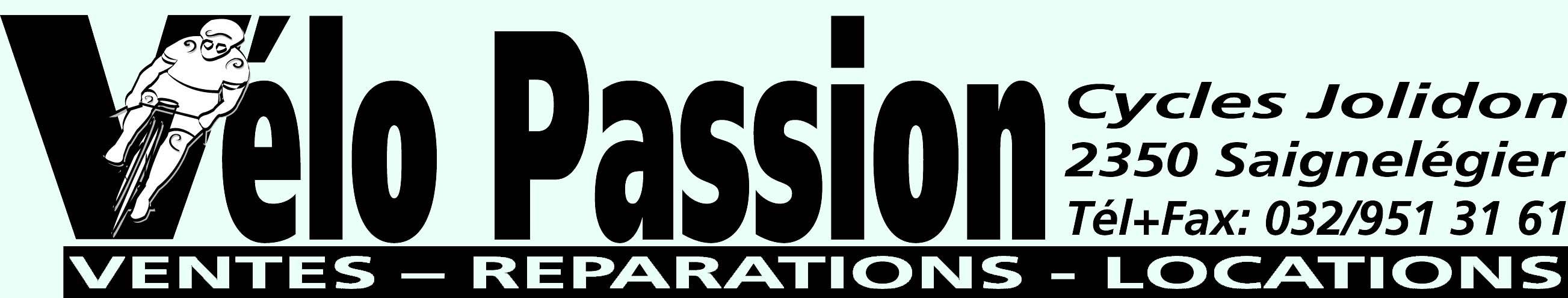 Logo Velopassion